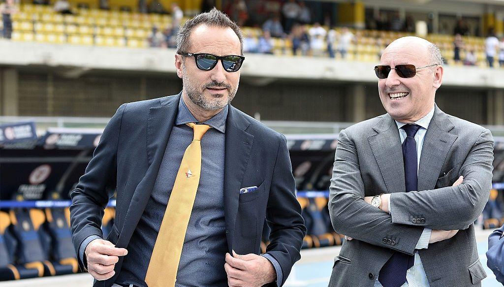 Maurizio Setti tra calcio e moda: Verona il suo atelier