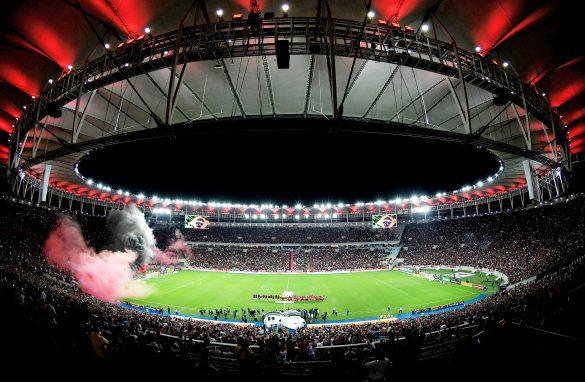 Flamengo Stadium_Copa Libertadores