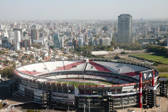Stadio River Plate, Buenos Aires
