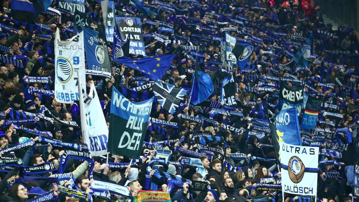 Atalanta, no alla ripresa della Serie A